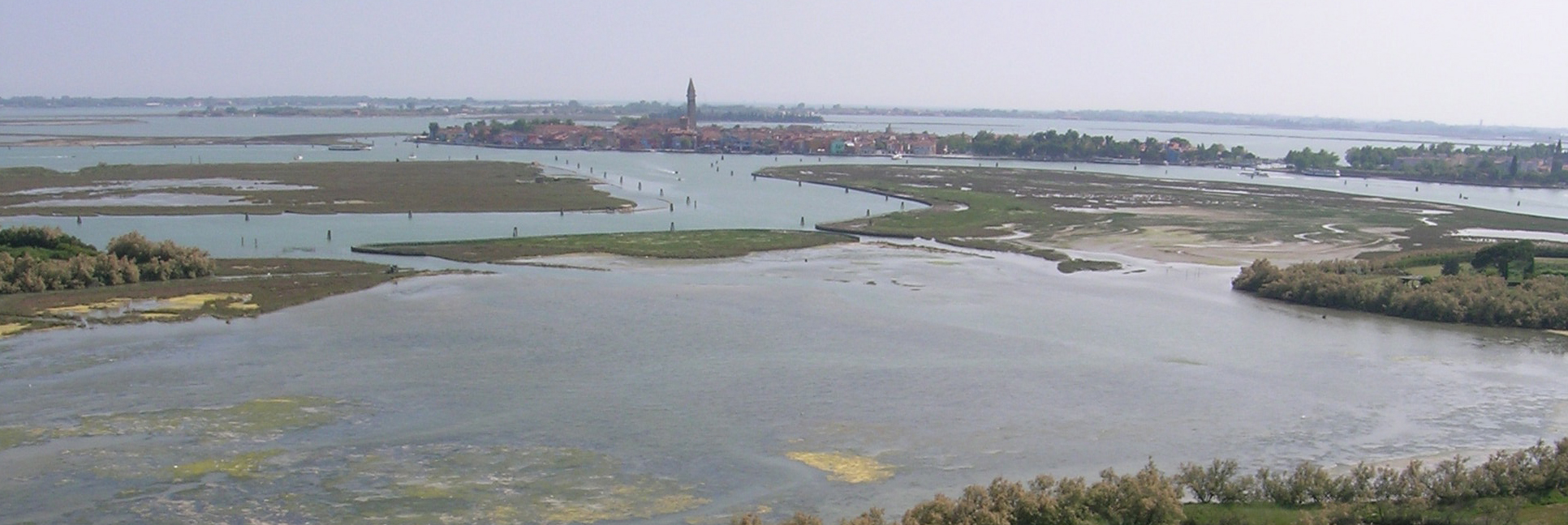 View from Torcello (photograph by Marjorie Och)